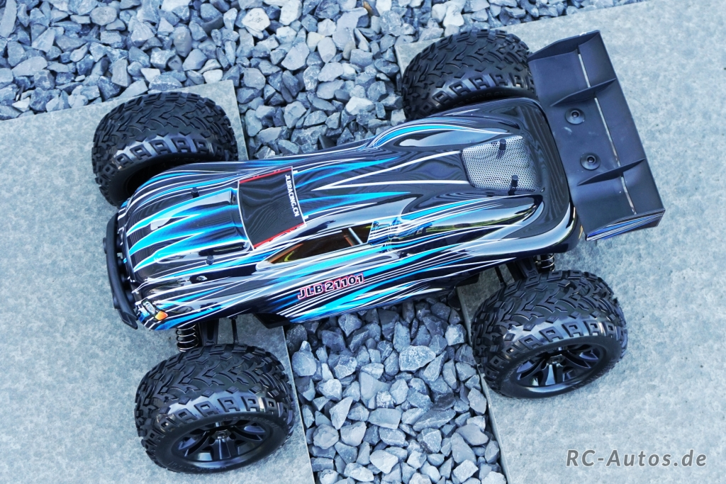 JLB 21101 Truggy / Monstertruck