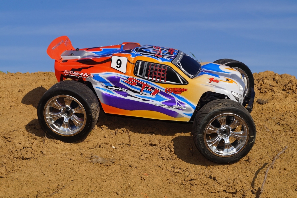 RC Truggy