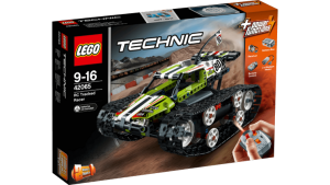 Lego Technic Tracked Racer